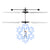 Disney Frozen Olaf Motion Sensing IR UFO Ball Helicopter