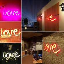 LED Love Night Light