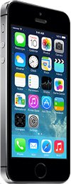 iPhone 5S - Unlocked - 16GB - Space Grey - Grade A