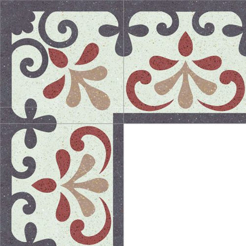 border tiles 05 - decorti