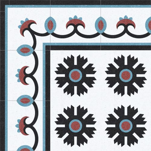 border tiles 08 - decorti