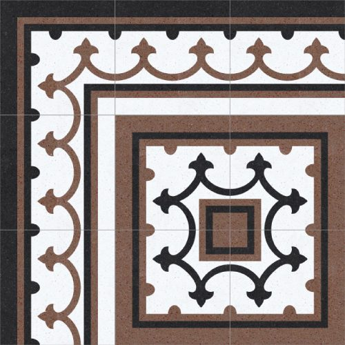 border tiles 09 - decorti