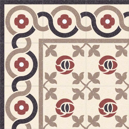 border tiles 11 - decorti