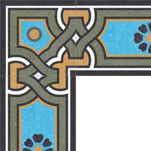 border tiles 12 - decorti