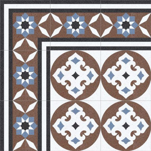 border tiles 13 - decorti