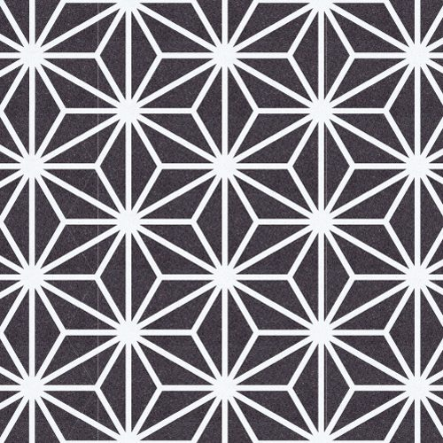 Hexagon tile 04 - decorti