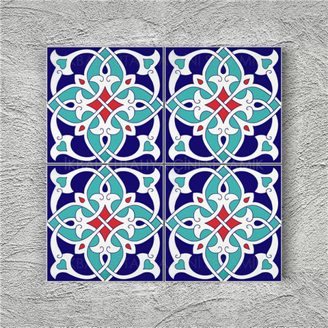 Istanbul Palace Tiles 186 - decorti