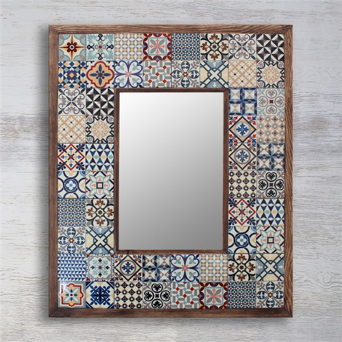 Handmade Mirror - decorti