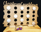 Shot/Coffee Pod Christmas Countdown