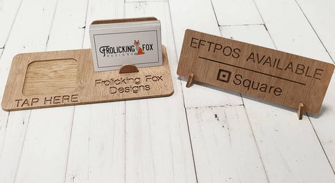 EFTPOS Dock & Sign