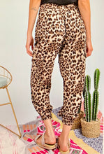 Load image into Gallery viewer, Sassy Leopard Joggers