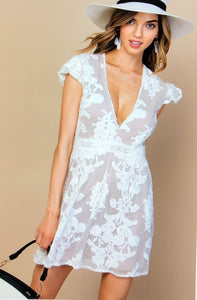 Veronica Lace Dress