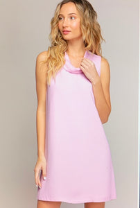 Jackie O Dress in Pink