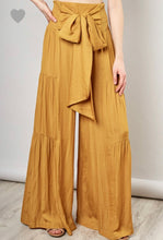 Load image into Gallery viewer, City Palazzo Pants in Gold
