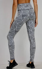 Load image into Gallery viewer, Jacquard Mosaic Leggings