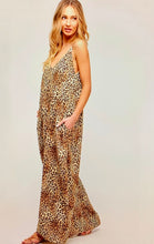 Load image into Gallery viewer, Exotic Animal Print Maxi