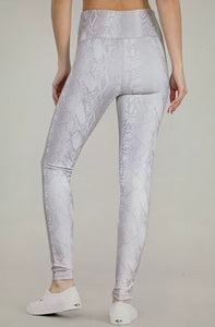 Snakeskin Leggings