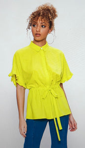 Mellow Yellow Top