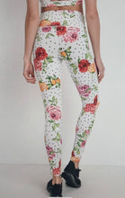 Load image into Gallery viewer, Rose Dot Leggings