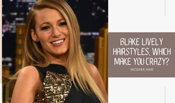 Blake Lively hairstyles, which make you crazy?