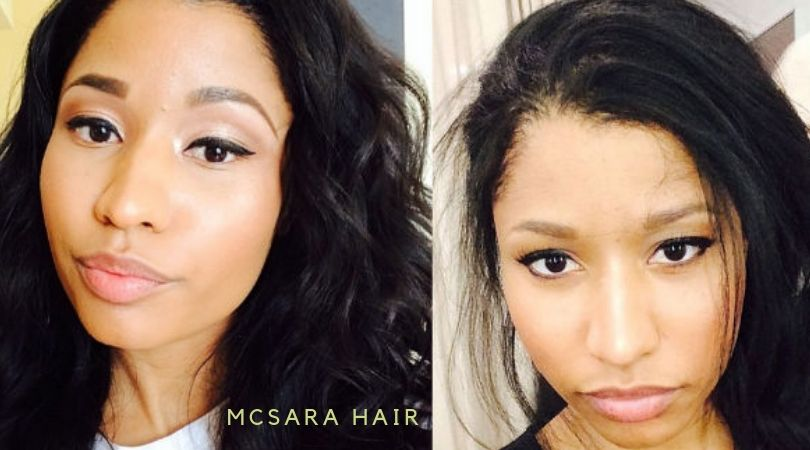 How Do You Think About Nicki Minaj No Makeup?