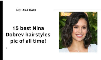 15 best Nina Dobrev hairstyles pic of all time!
