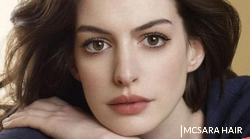 See how Anne Hathaway continuously updates her amazing hairstyles!