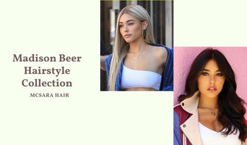 Madison Beer Hairstyle Collection
