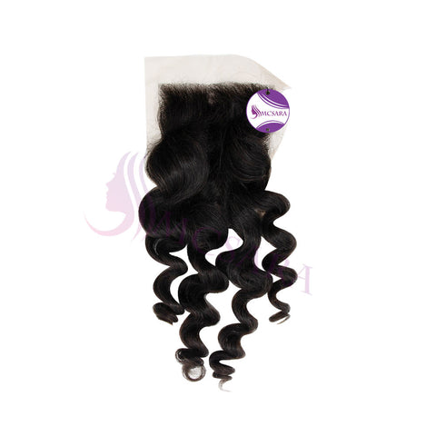 Lace closure 4x4