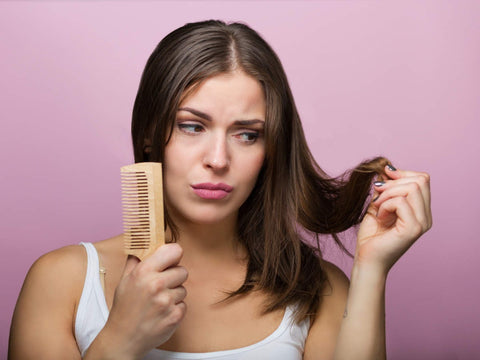 Excessive Hair Loss: Signs Of What Disease?