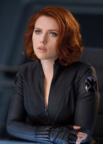 Scarlett Johansson's Hair Color Evolution