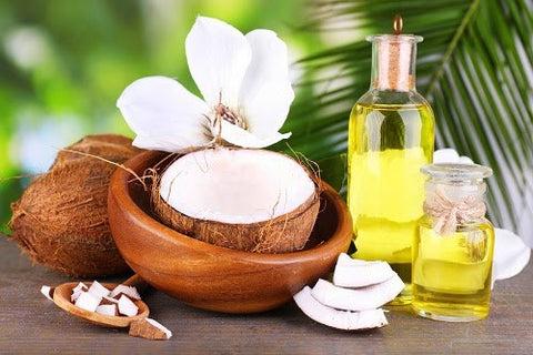 Combine coconut oil with other natural ingredients