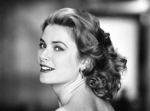 Princess Grace Kelly - short curly hair
