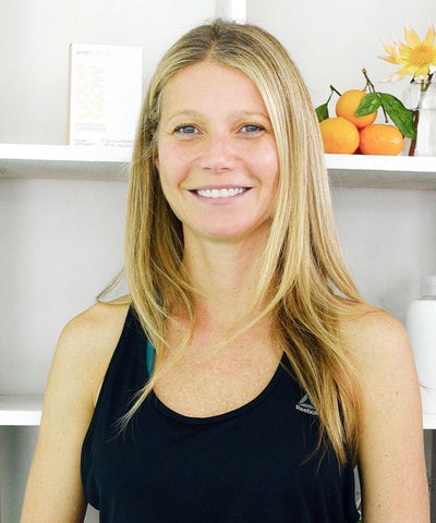 Radiant Beauty Of Gwyneth Paltrow No Makeup