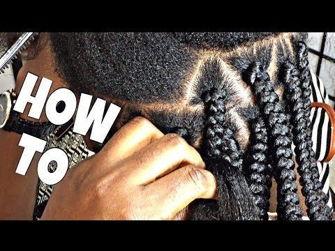 How to Braid Hair with Weave