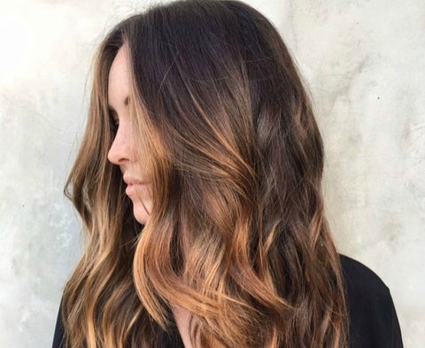 How to make hair extensions look natural when you apply it?