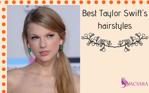 How to make your hair thicker 32 large - Best Taylor Swift's Hairstyles