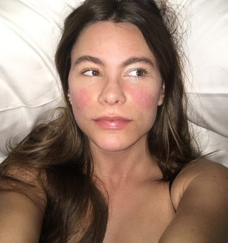 Pictures Of Sofia Vergara Without Makeup And In Daily Life