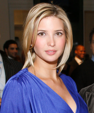 Ivanka Trump no makeup, can you guess