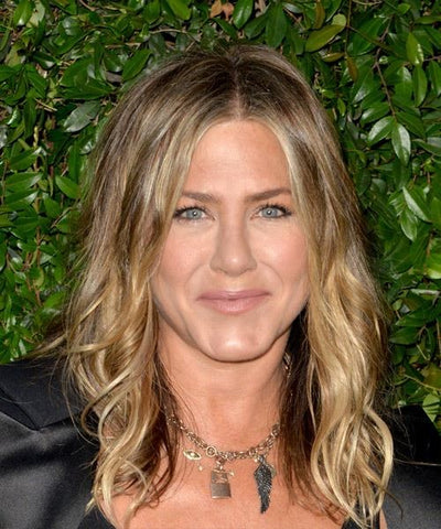 Jennifer Aniston hairstyles Long Wavy Casual Blonde Hairstyle