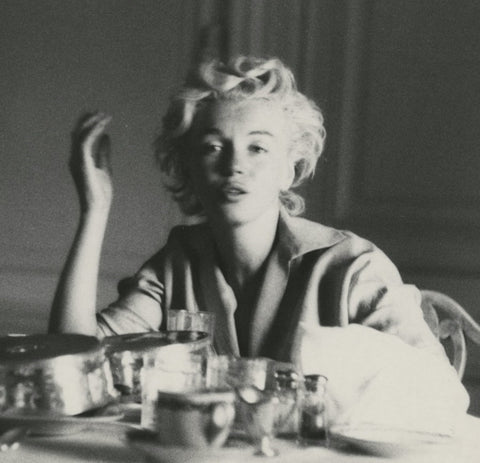 Marilyn Monroe no makeup photos