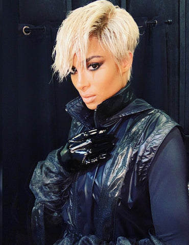 Ciara pixie hair cut is proof