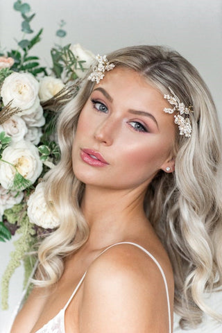 Peachy Goddess large - Wedding Hairstyles And Make-Up For Beautiful Brides-To-Be