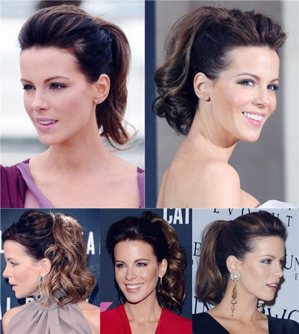 12 Great Pictures Of Kate Beckinsale Hairstyles