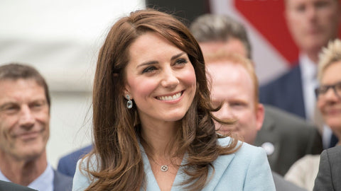 Princess Kate Middleton hairstyles