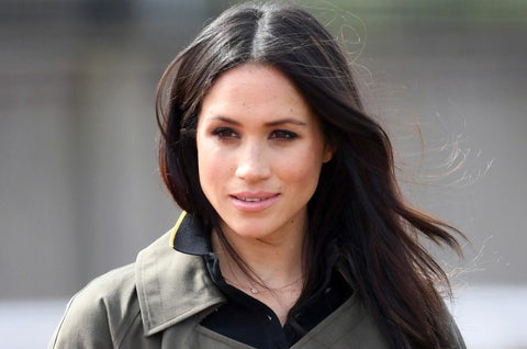 Princess Meghan Markle royal hairstyles