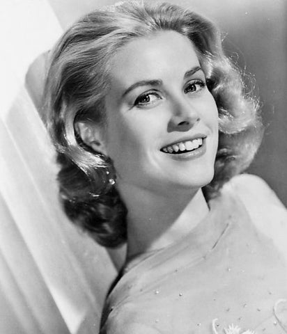 Grace Kelly - royal hairstyles