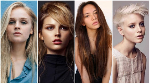 Round Face Shape large - THE MOST FLATTERING HAIRSTYLE FOR PARTICULAR FACE SHAPE