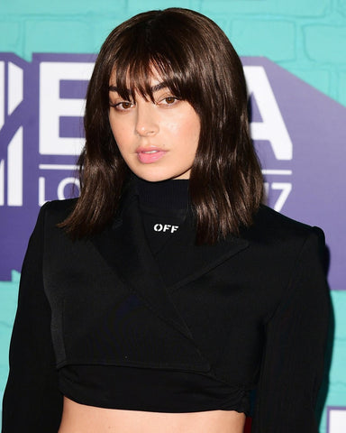 One of our favorite Charli XCX hair moments is one where she attended the 2017 MTV Europe Music Awards