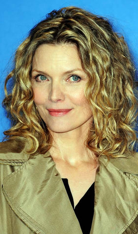 women over 40 hairstyle Shoulder-Length Curly Hair